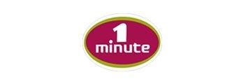 logo 1 minute