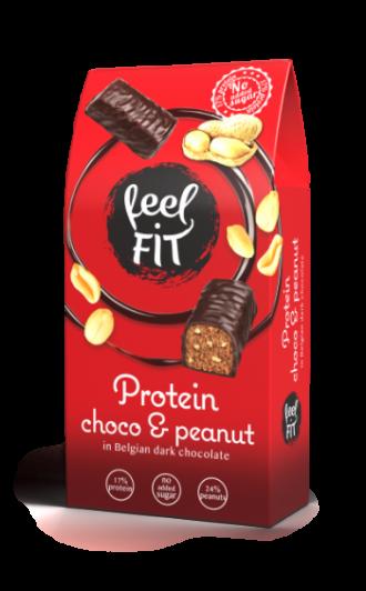 Protein choco & peanut